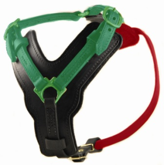 dog harness size