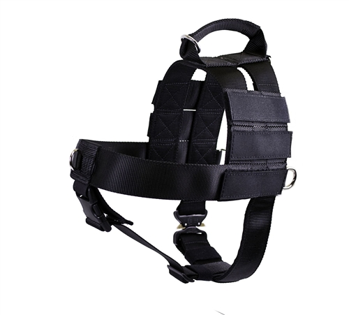No Pull Dog Harness With Cobra Buckle