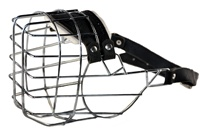 DT Freedom. Best ventilated wire basket muzzle. Widest and Deepest Basket.