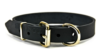 B&B | Leather Dog Collar