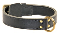 Simplicity | Leather Dog Collar