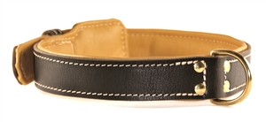 Italian Tailor | Leather Dog Collar