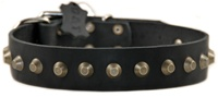 Simply Stunning | Leather Dog Collar