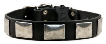 Tyler's Vintage | Leather Dog Collar