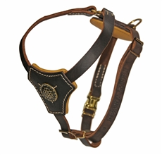 Royal Classic Knight | Leather Dog Harness