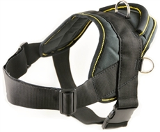 DT Dog Harness | Nylon Easy On and Off Dog Harness