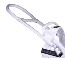 DT Guide Light White | Guide Dog Harness Handle