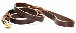 Love to Walk | Leather Dog Leash